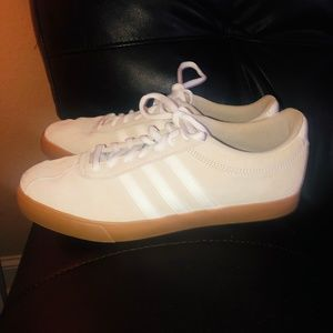 ADDIDAS COURT SNEAKERS - Size 7.5